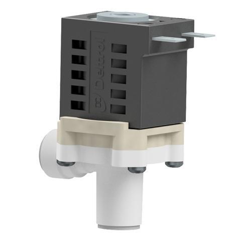 Carbonated Water Dispensing Valves